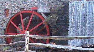 Grist Mill at Longfellow's Wayside Inn